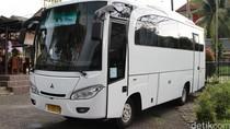 Disita Kemenhub, Ini Fasilitas yang Ada dalam Royale VIP Bus!