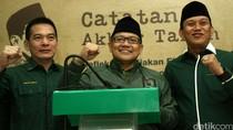 Novanto Tersangka, PKB: Kader Dorong Cak Imin Cawapres Jokowi