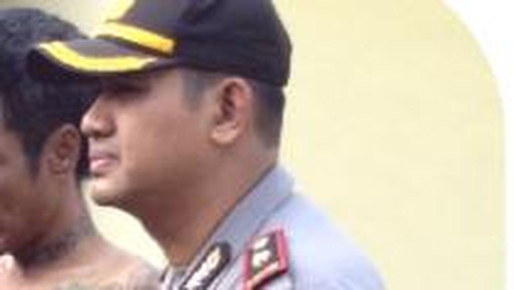 Tak Mau Tubuhnya Makin Tambun, Polisi Ini Pangkas Bobot 18 Kg dalam 6 Bulan