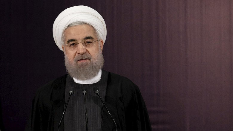 Ungguli Rivalnya, Presiden Rouhani Bakal Menangi Pilpres Iran