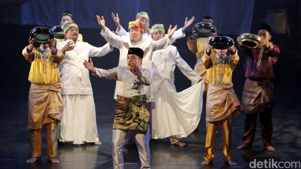 Pertunjukan Seni Tari Marwah Bumi Melayu