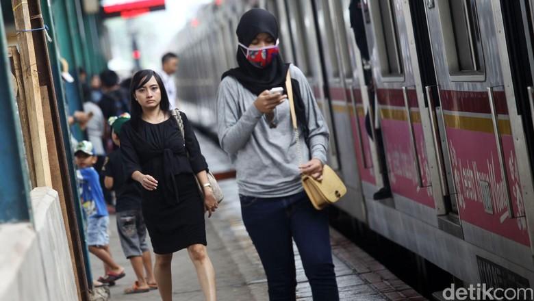 PT KCJ Siap Hadapi  Lonjakan Penumpang Saat Uji Coba Ganjil Genap