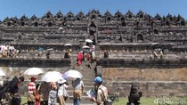 Borobudur Mau Di-branding Jadi Mahakarya Budaya Dunia