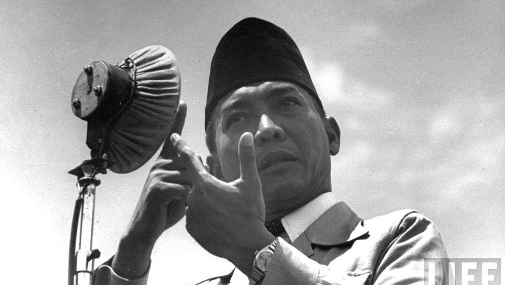 Bung Karno Pernah Siapkan Bandung Jadi Ibu Kota RI