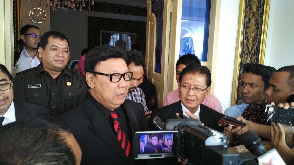 Mendagri: Program Jakarta dan Daerah Harus Bersinergi