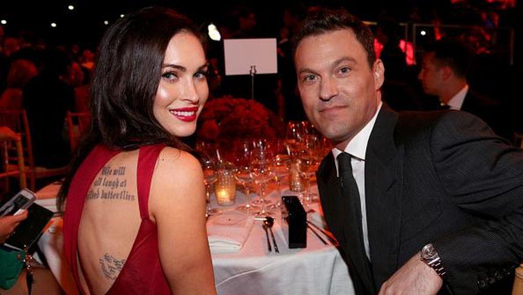 Alasan Megan Fox dan Brian Austin Green Batal Cerai