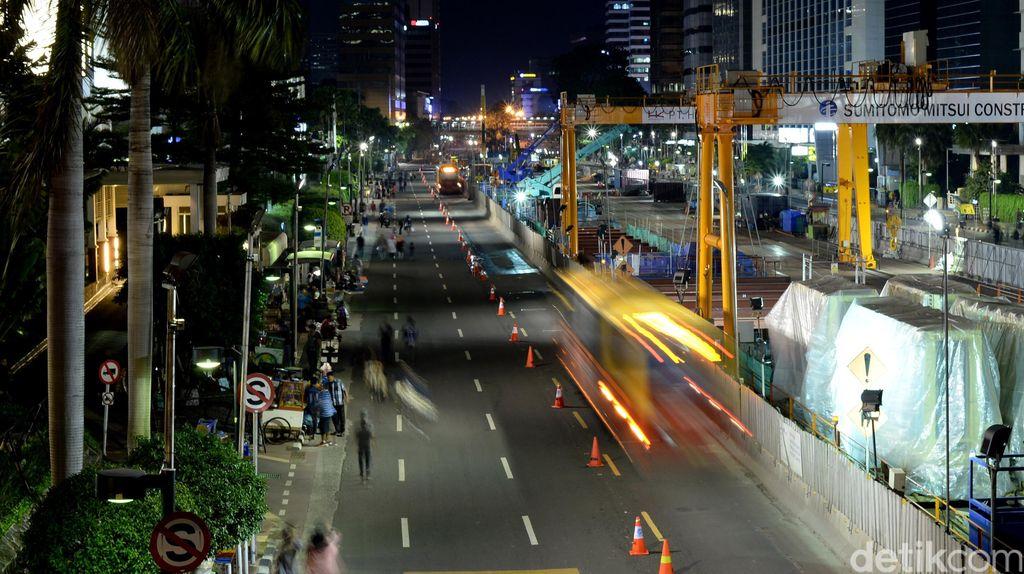 Motor Bakal Tak Bisa Melintasi Jl Sudirman-Thamrin, Ahok: Lewat Belakang