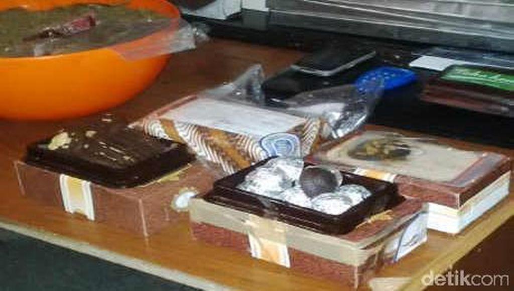 April: Lebih Mudah Diedarkan, Ganja Dicampur ke dalam Brownies