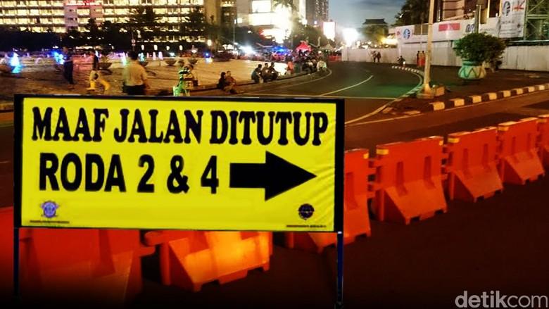 Besok, Jalan Dago Ditutup Mulai Pukul 12 Siang