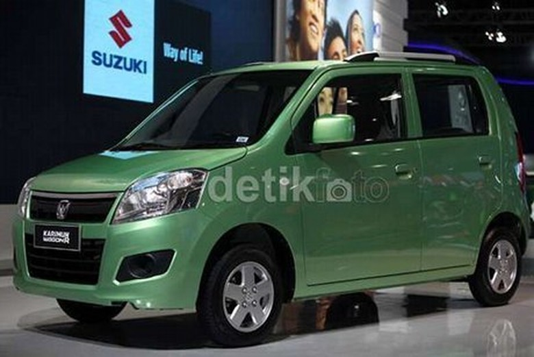 Pilih LCEV atau LCGC, Suzuki?
