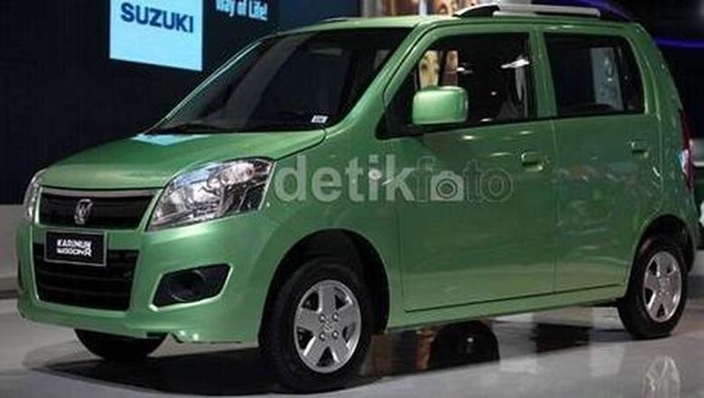 LCGC Jadi Taksi Online, Suzuki Siap dengan Wagon R-nya