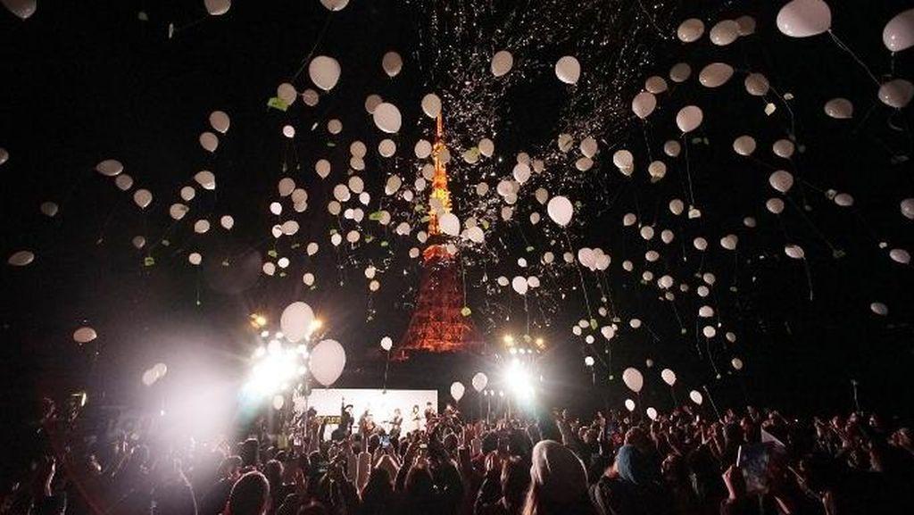 Mengintip Hebohnya Tahun Baru di Seluruh Dunia
