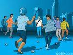Tawuran di Klender, Warga Diimbau Hindari Jalan Gusti Ngurah Rai