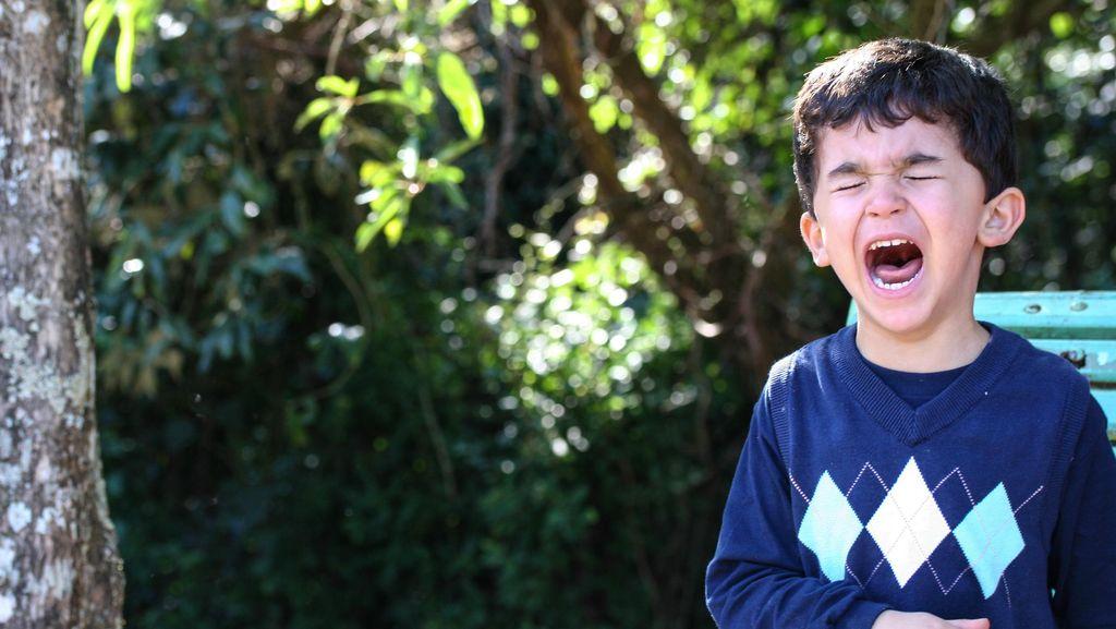 Satu dari Dua Anak Berisiko Alami Gangguan Saluran Cerna