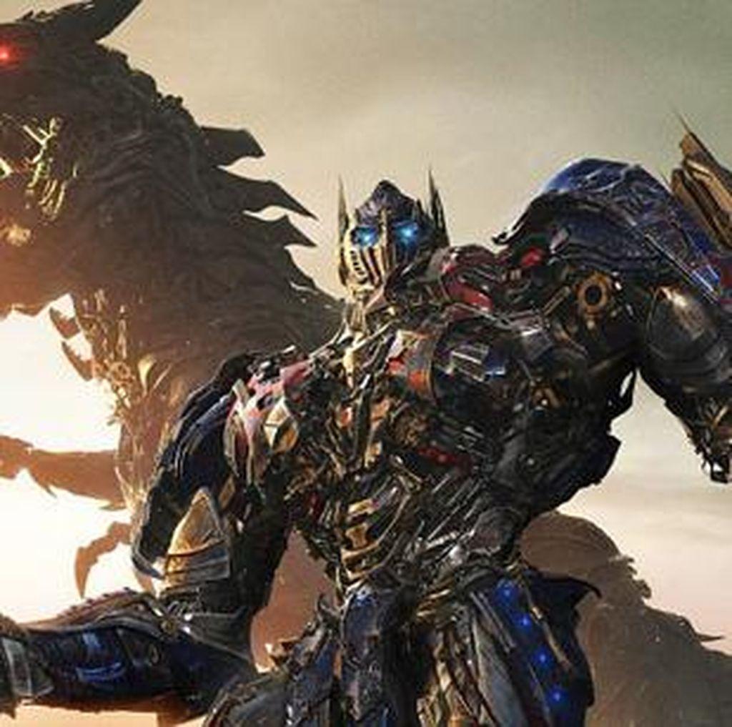 Transformers: The Last Knight Persembahan Terakhir Michael Bay