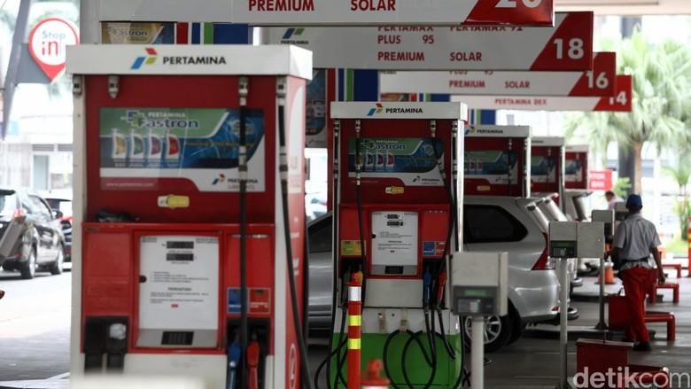 Kementerian ESDM Pertimbangkan Usulan Pertamina Naikkan Solar Rp 500/Liter