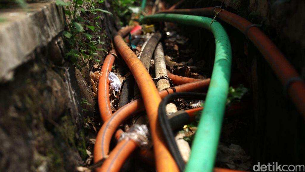 Kabel Broadband di Surabaya Tak Perlu Bongkar-bongkar Galian
