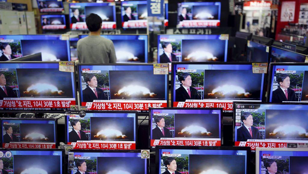 YouTube Blokir Akun Pemerintah Korea Utara