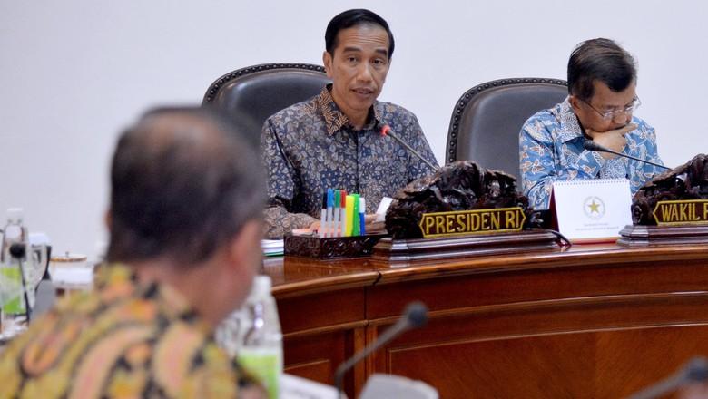Jokowi Gelar Rapat Bahas Persiapan Asian Games dan MotoGP di Indonesia