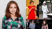 Hot Photo Highlight: Jessica Iskandar hingga Kate Middleton
