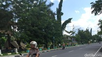 Kapolres Sederhana dari Riau: Jalan Kaki dan Naik Motor Tua ke Kantor