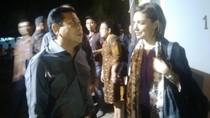 Jelang Tengah Malam, Setya Novanto Melayat Ibunda Pramono Anung
