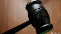 Kasus Pungli, 4 PNS Dishut Riau Divonis 1 Tahun Penjara