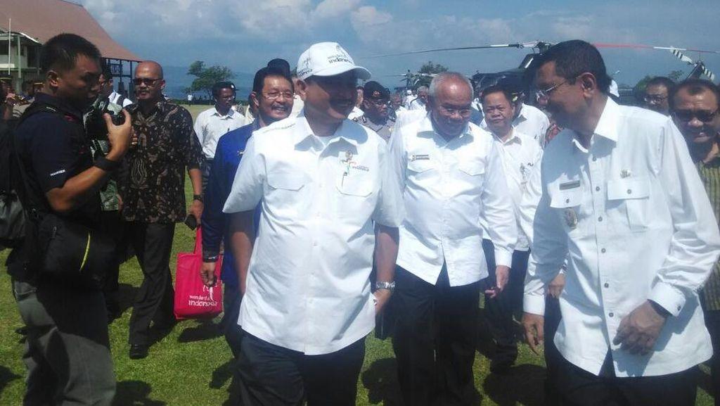 Menpar Arief Yahya: Danau Toba Memang Luar Biasa