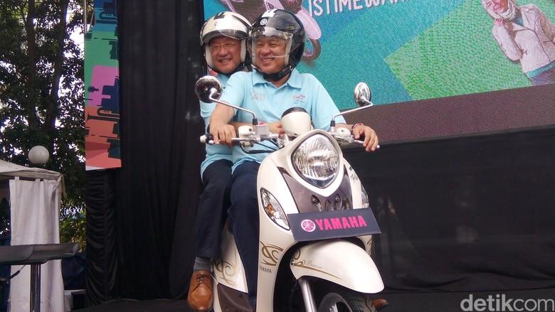 Bos Yamaha Dukung Klasifikasi SIM Motor