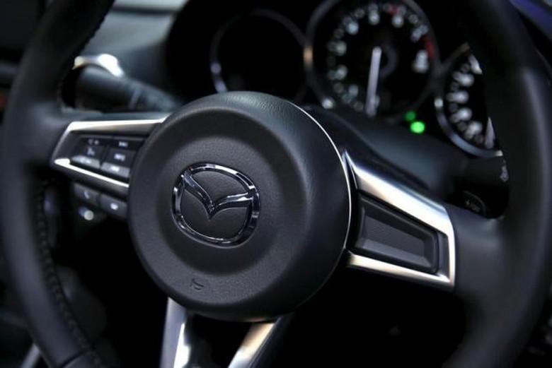 Mazda Patenkan Mesin Rotary Terbaru yang Dikawinkan Motor Listrik