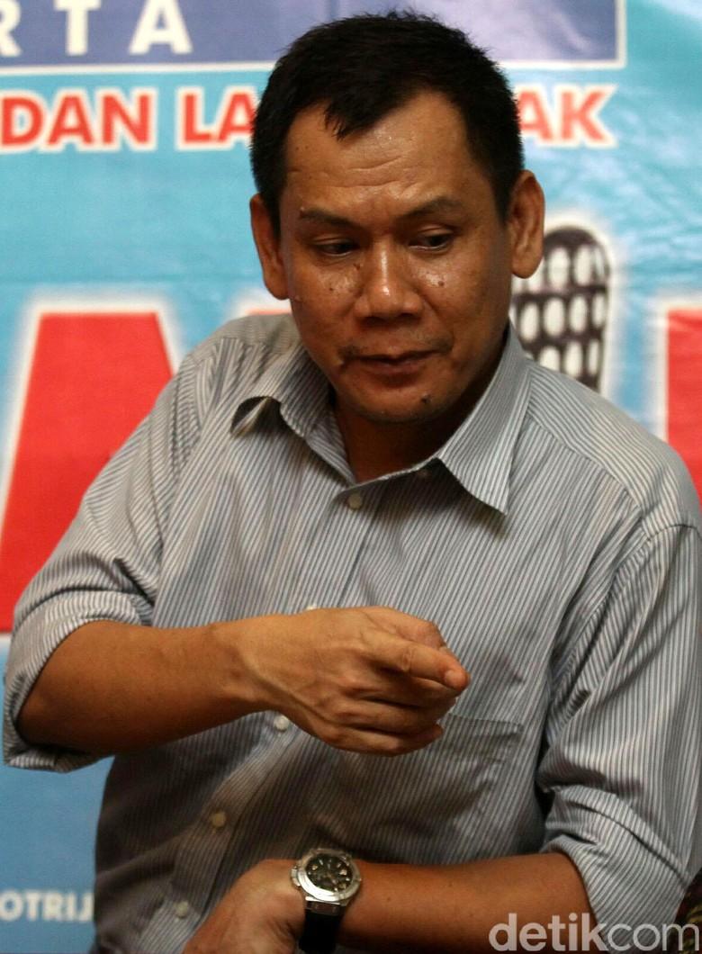 Indra Piliang Ditangkap, Bong dan Cangklong Bekas Pakai Disita
