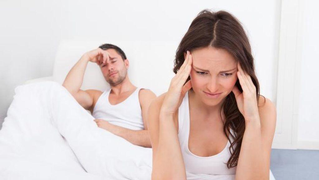 Mendadak Sakit Kepala Saat Bercinta, Mungkin Ini Penyebabnya