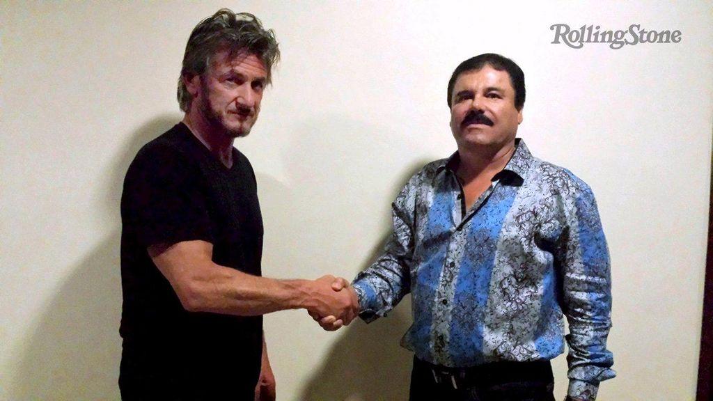 Temui Bos Kartel Narkoba, Aktor Sean Penn Akan Diinterogasi Meksiko