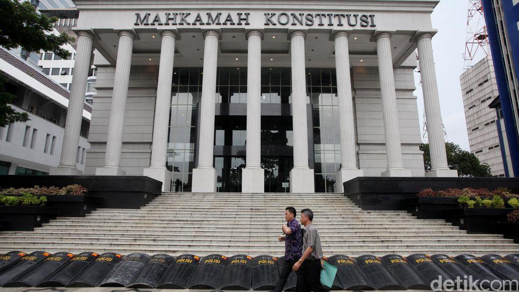 4 Pegawai MK yang Curi Berkas Dogiyai, Papua Dilaporkan ke Polisi