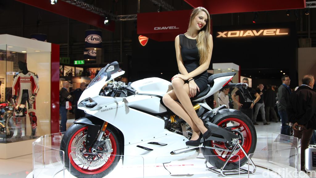 VW Pertimbangkan Jual Ducati