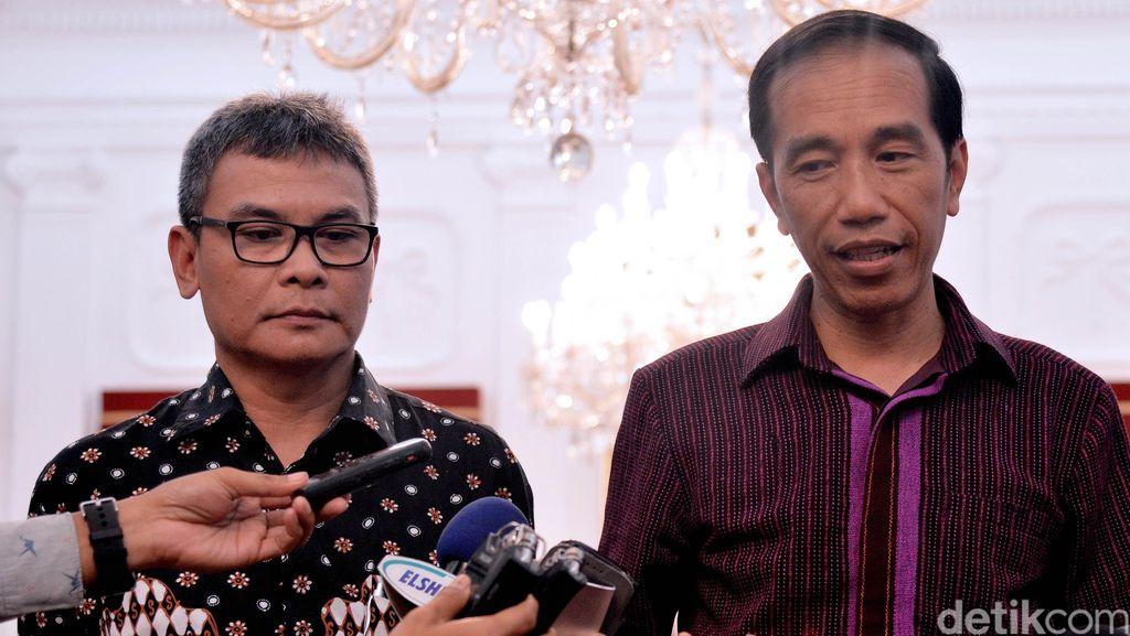 Jokowi Persilakan Siapa Pun Adukan soal Status Gubernur Ahok ke PTUN