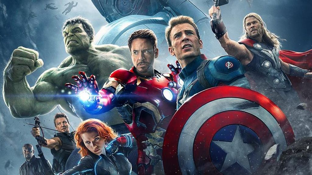 Avengers 4 Tak Bakal Berjudul Infinity Gauntlet