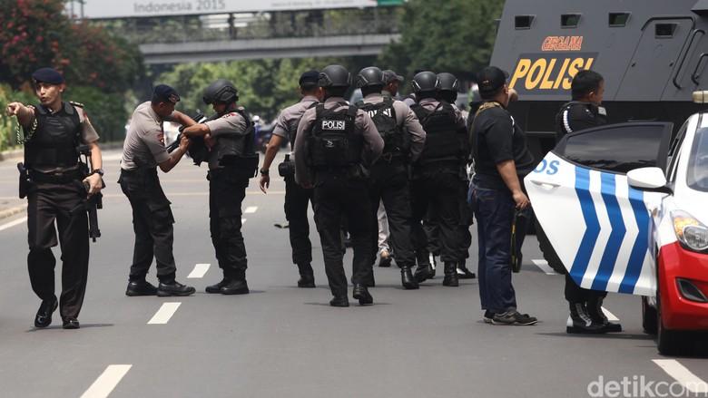 Cegah Aksi Teror, Polisi Razia Kos dan Wisma di Pasar Minggu Jaksel