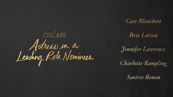 Brie Larson Bersaing Lagi dengan Cate Blanchett untuk Oscar 2016
