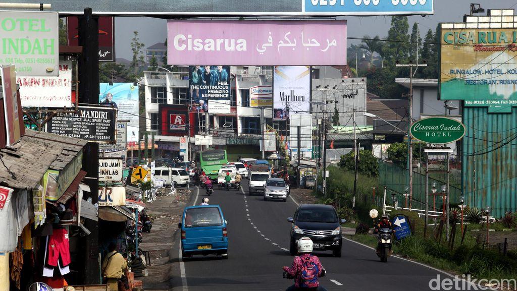 Kasat Lantas: Sistem One Way Cara Terbaik Urai Kemacetan di Puncak