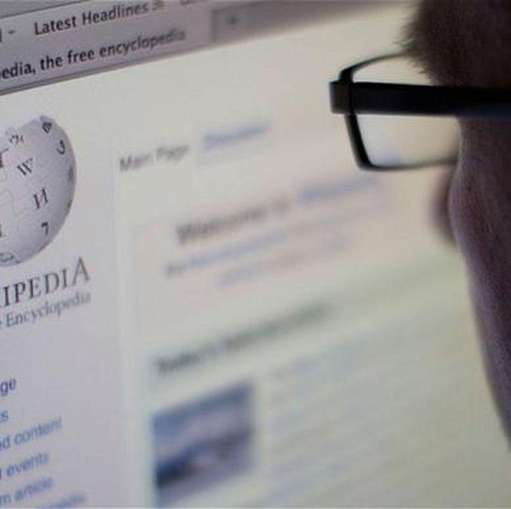 Wikipedia Diblokir di Turki