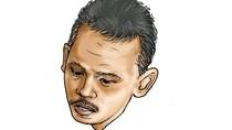 Ali Teroris Berbaju Biru Muda yang Berduet dengan Afif Serang Polisi