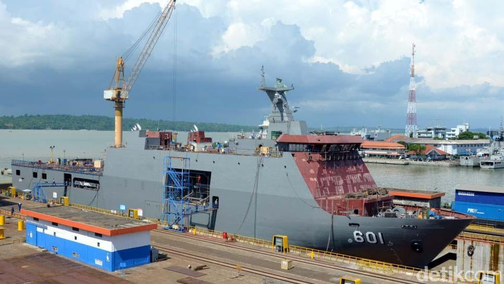Ekspor Kapal Perang ke Filipina, BUMN RI Kalahkan Korsel