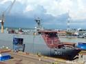Kapal Perang Buatan BUMN Ini Mampu Angkut 500 Pasukan dan 20 Tank