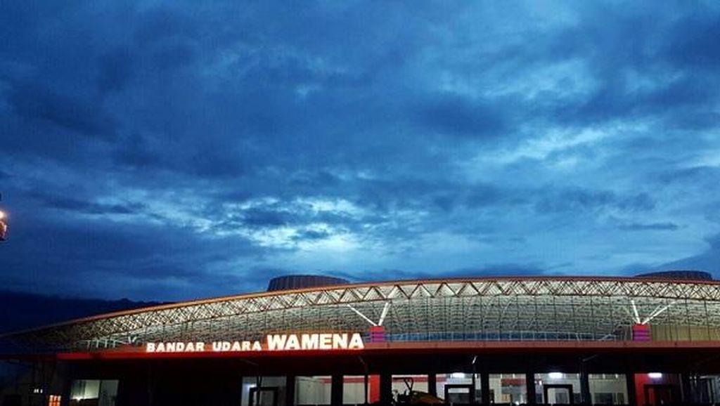 Jonan: Bandara Wamena Baru Lebih Bagus dari Adisutjipto