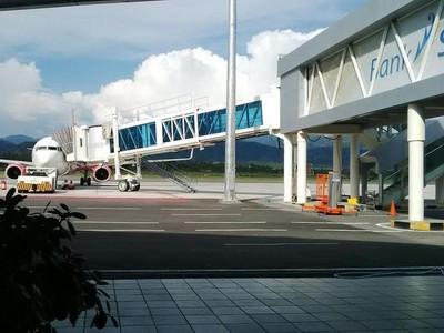 Kerennya Bandara Mutiara SIS Al Jufri di Palu