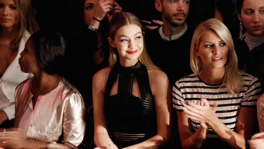 Gigi Hadid, Sexy in Black