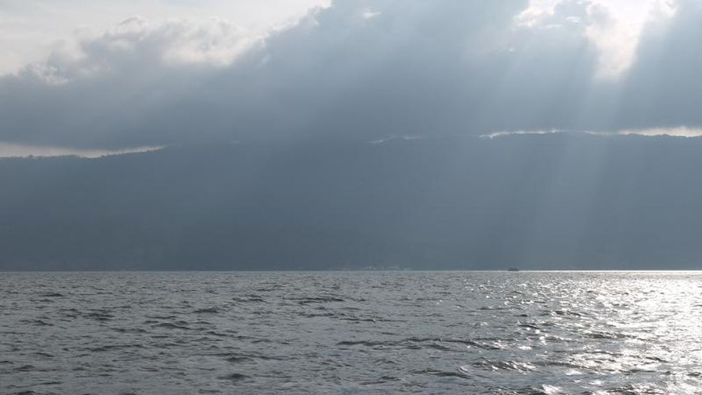 Lautan Ala Danau Toba