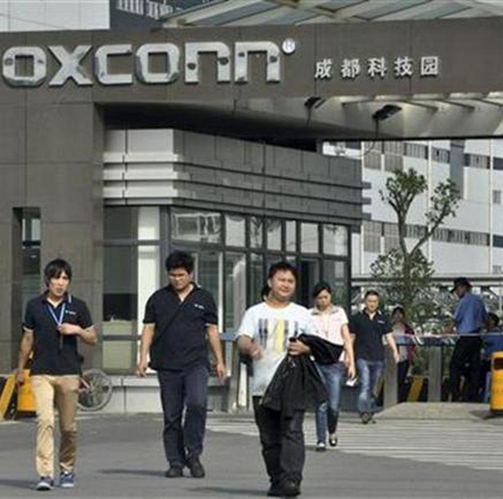 Demi iPhone, Foxconn bakal Bikin Pabrik di AS?
