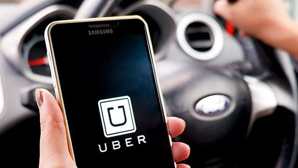 Petinggi Uber Hengkang di Tengah Situasi Sulit